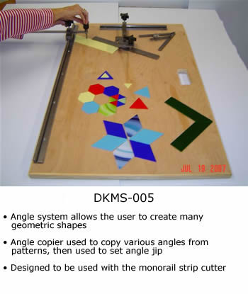 DK Angle System