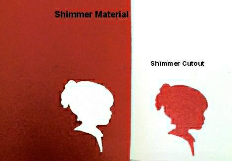 Shimmer Material